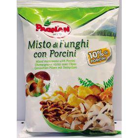 MISTO FUNGHI EXTRA CON PORCINI PAGNAN KG.1