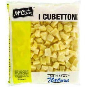 PATATE MC CAIN CUBETTONI KG2,5