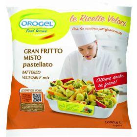 GRAN FRITTO MISTO PAST. OROGEL KG1
