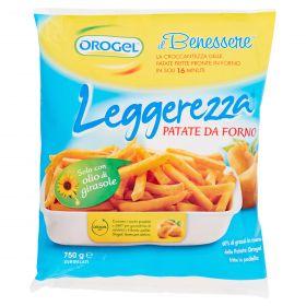 PATATE LEGGEREZZA OROGEL GR750