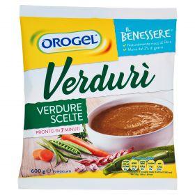 VERDURI'VERDURE SCELTE OROGEL GR.600