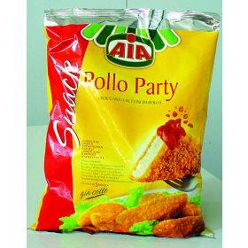 POLLO PARTY FILETTINI AIAGR1000