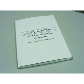 CARTA FORNO COMITAL FOGLI KG.1 40X60