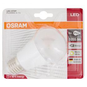 LAMP.LED STAR CLASSIC A75 WW E 27 BLI