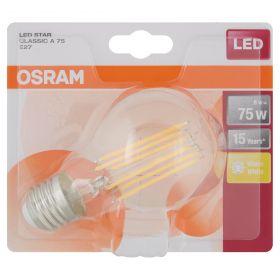 LED RETROFIT FILAMENT CLASSIC A75 WW E27 BLI