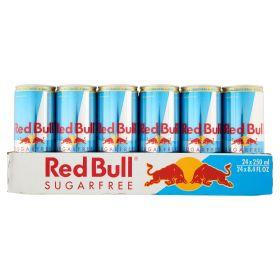 RED BULL SUGARFREE DRINK ML250