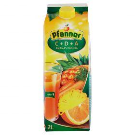 PFANNER BEVANDA C+D+A ANANAS CAR.30% LT2