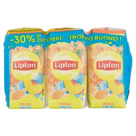 LIPTON ICE TEA ML.200X3 PESCA