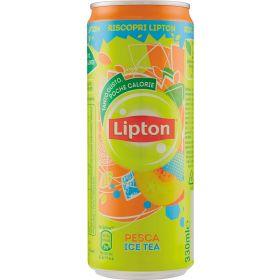 LIPTON ICE TEA LATT.ML330 PESCA
