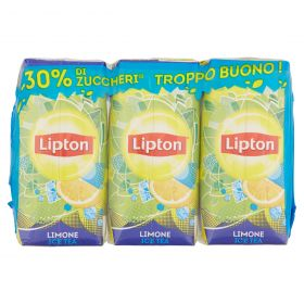 LIPTON ICE TEA ML.200X3 LIMONE