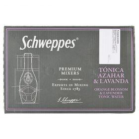 SCHWEPPES CL20 TONICA HIBISCUS