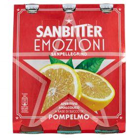 SANBITTER POMPELMO EMOZ.FRUTTA CL20X3