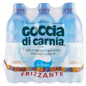 ACQUA GOCCIA FRIZZANTE LT.0,5 PET