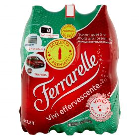 ACQUA FERRARELLE PET LT.1,5