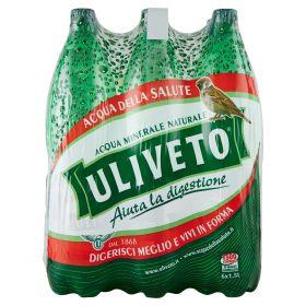 ACQUA ULIVETO NATURALE LT.1,5 PET