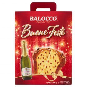 CONF.BUONE FESTE PANETT.GR 750 BALOCCO + BOTT.