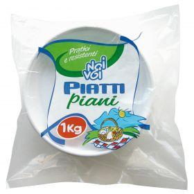 NOI&VOI PIATTO PIANO DIAM.22 KG1 TIM
