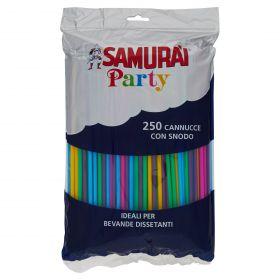 SAMURAI CANNUCCE CON SNODO X250