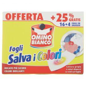 OMINO BIANCO SALVAT.16 FOGLI