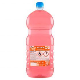 ALCOOL ETILICO DENATURATOSAI 90° LT.2