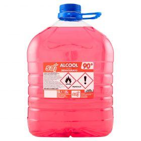 ALCOOL ETILICO DENATURATOSAI 90° LT.5