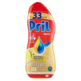 PRIL GEL ML.600 LIMONE