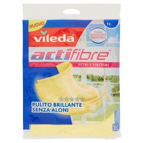 PANNO ACTIFIBRE VILEDA VETRI X1