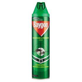 BAYGON SCARAFAGGI & FORMICHE PLUS ML.400