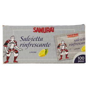 SAMURAISALVIETTE IMBUSTATE X100 LIMONE