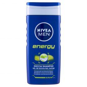 NIVEA DOCCIA ENERGY FOR  MEN