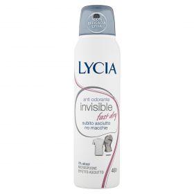 LYCIA DEOD.SPRAY INVISIBLE ML150