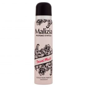 MALIZIA DEOD DONNA MUSK BIANCO ML.100