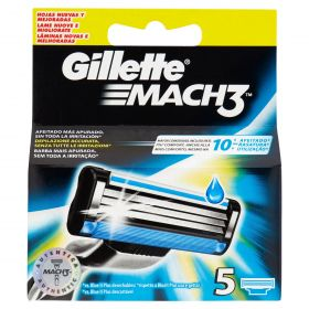 RICAMBI MACH 3 X5 GILLETTE