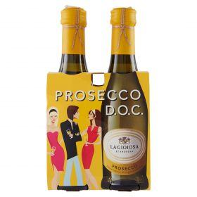 PROSECCO FRIZ. DOC ML200 X2 10° LA GIOIOSA