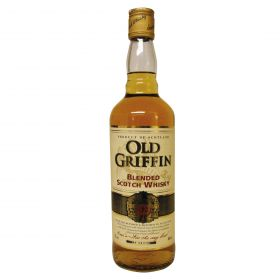 SCOTCH WHISKY OLD GRIFFIN CL70 40°