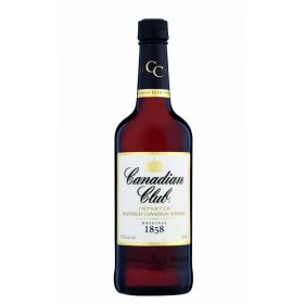 WHISKY CANADIAN CLUB 40°CL.100