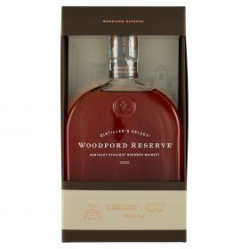 STRAIGHT BOURBON WHISKEY  WOODFORD RES.CL 70 43,2°