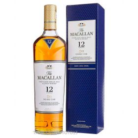 WHISKY MACALLAN DOUBLE CASK 12 Y CL 70 40°