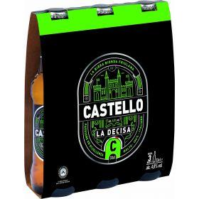 BIRRA CASTELLO DECISA VT CL33X3 5°