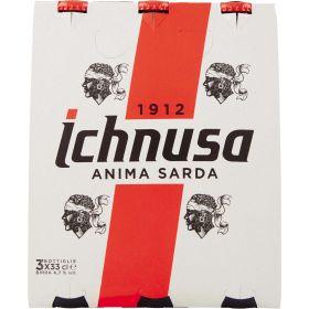 BIRRA ICHNUSA CL33X3 4,7°