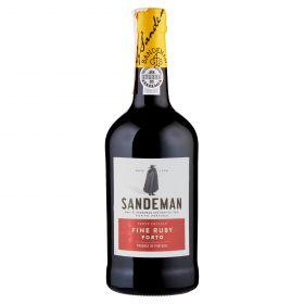 PORTO FINE SANDEMAN RUBY CL.75 19,5°