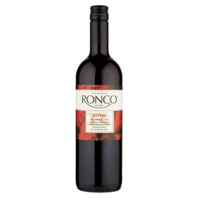 VINO ROSSO RONCO ML750 11°