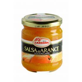 SALSA ARANCIA LAZZARIS GR250