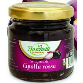 SALSA SENAPATA CIPOLLA BOSCHETTI GR120