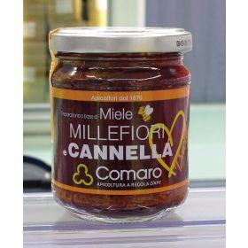 MIELE MILLEFIORI E CANNELLA GR250 COMARO