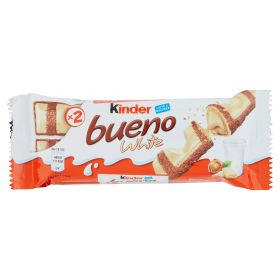 SNACK KINDER BUENO WHITE T3 GR117