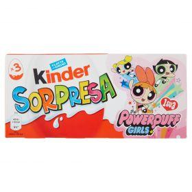KINDER SORPRESA T3 GR60  LEI