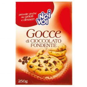 NOI&VOI GOCCE DI CIOCCOLATO GR250
