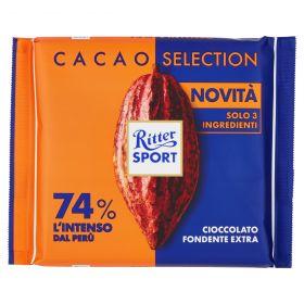 TAV.RITTER GR.100 FOND.  PERU' 74%