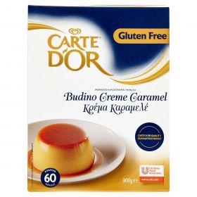 BUDINO CREM CARAMEL CARTE D'OR GR.800